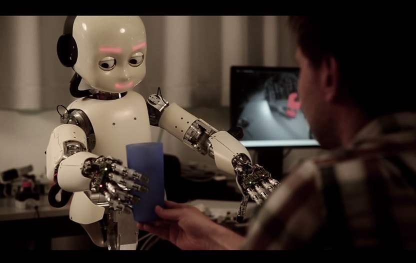 Robot Artificial Intelligence Punya 3 Unsur Dalam Beroperasi