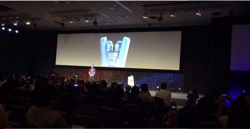 Robot Baru Google , Kuat Angkat Beban 60 KG 2