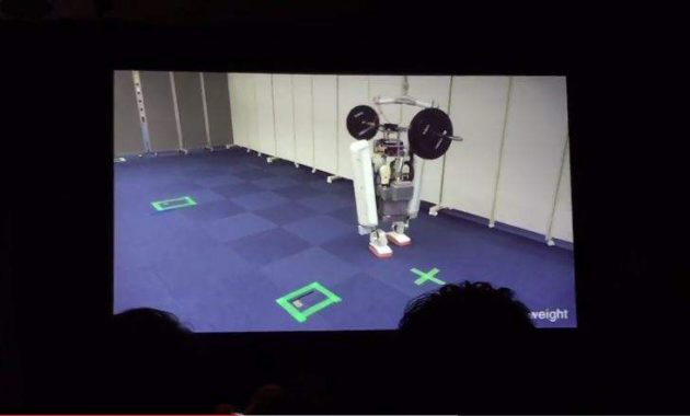 Robot Baru Google , Kuat Angkat Beban 60 KG