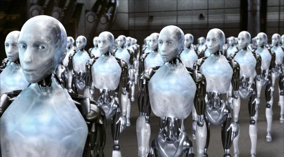 Robot Berbahaya Untuk Kehidupan Manusia