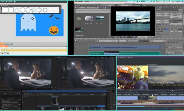 Software Edit Video , Aplikasi Video Editor , Cara Membuat Video Dan Editing Video Youtube