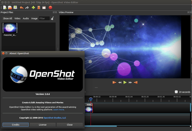 Aplikasi Edit Video PC Gratis Terbaik 2016 Aplikasi OpenShot