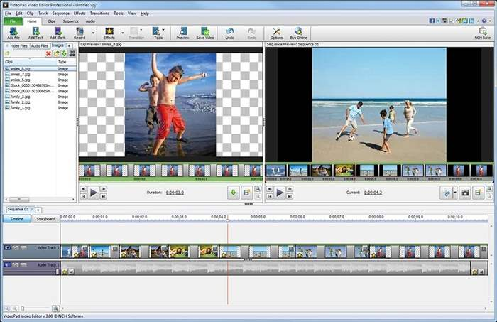 Aplikasi Edit Video PC Gratis Terbaik 2016 Aplikasi VideoPad Video Editor