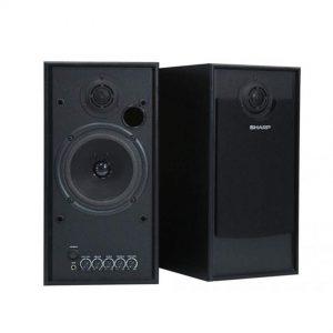 Speaker Aktif Terbaik Dan Murah 2016 Sharp Speaker CBOX-ASP250BL