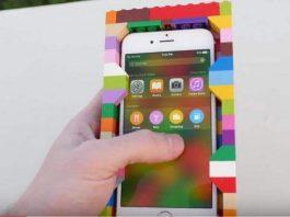 iPhone 6S Dibungkus Lego Lalu Dijatuhkan