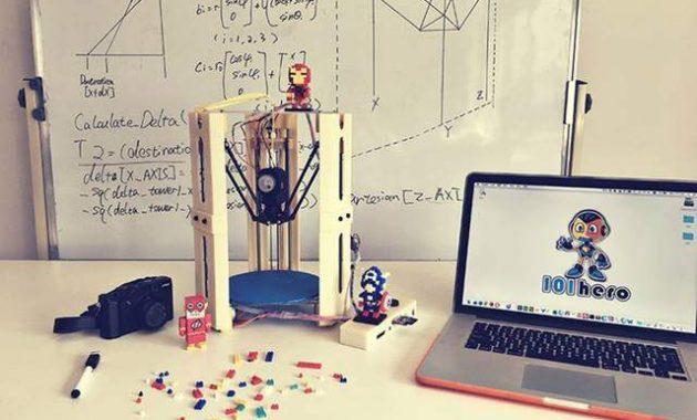 101 Hero 3D Printer Termurah Didunia
