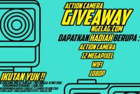 Action Camera Giveaway Ngelagdotcom Action Camera Gratis Kuis Berhadiah Terbaru 2016