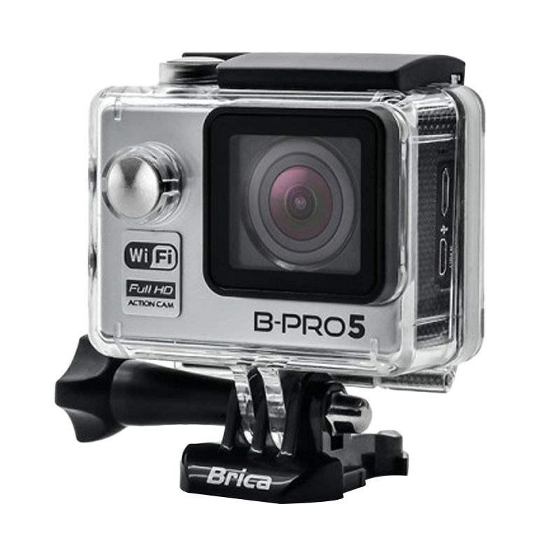 Brica B-Pro 5 Alpha Edition Kamera Untuk Vlog