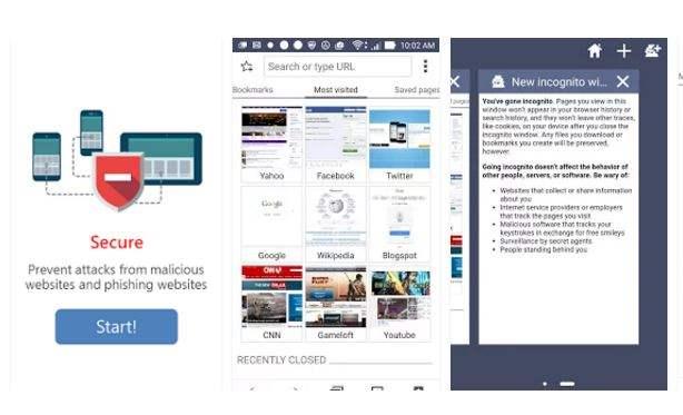 Browser Android Terbaik Asus Browser
