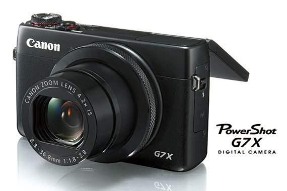Canon PowerShot G7 X Kamera Untuk Vlog