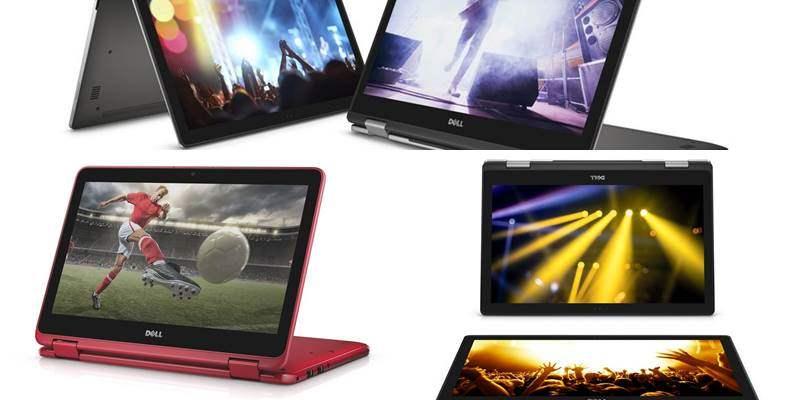 Dell Rilis Inspiron 2 In 1 Harga 3 Jutaan