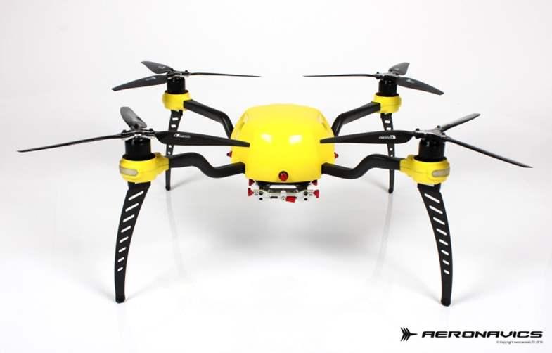 Drone Tercanggih Aeronavics Navi
