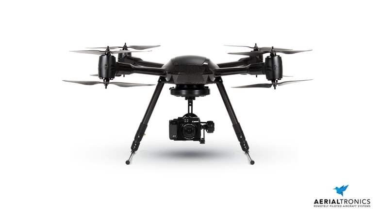 Drone Tercanggih Altura Zenith