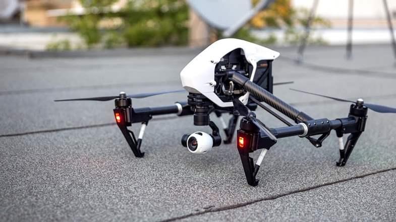 Drone Tercanggih DJI Inspire 1