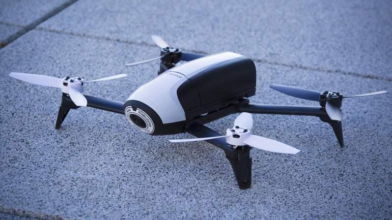 Drone Tercanggih Parrot Bebop 2