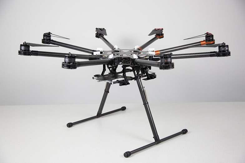 Drone Tercanggih Spreading Wings S1000