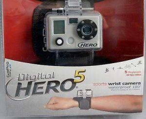 GoPro Digital HERO 5 Apa Itu GoPro Dan Berapa Harganya