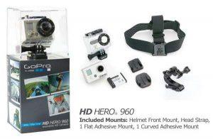 GoPro HD HERO 960 Apa Itu GoPro Dan Berapa Harganya