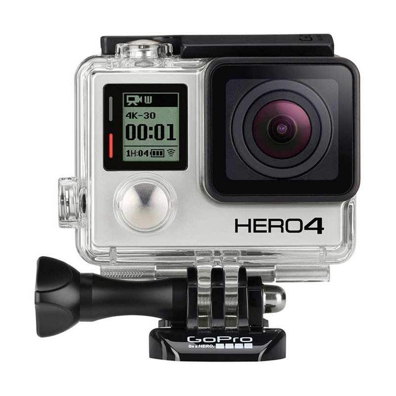 GoPro Hero4 Black Kamera Untuk Vlog