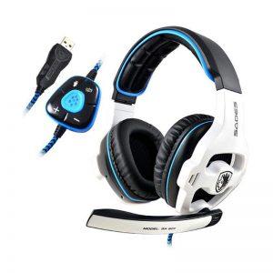 Headset Gaming Murah Berkualitas Sades SA-903