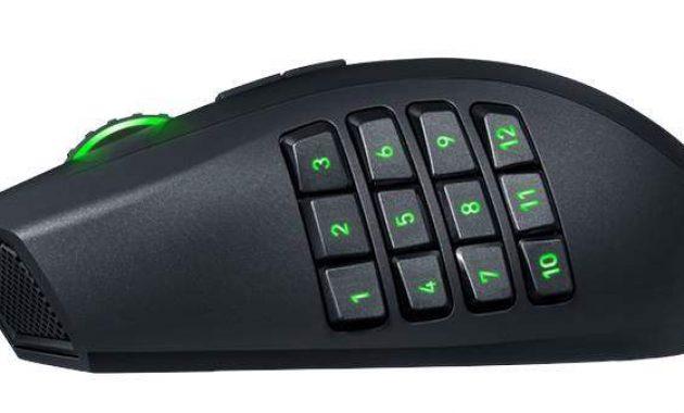 Jenis Mouse Gaming Dan Fungsinya - Razer Ouroboros