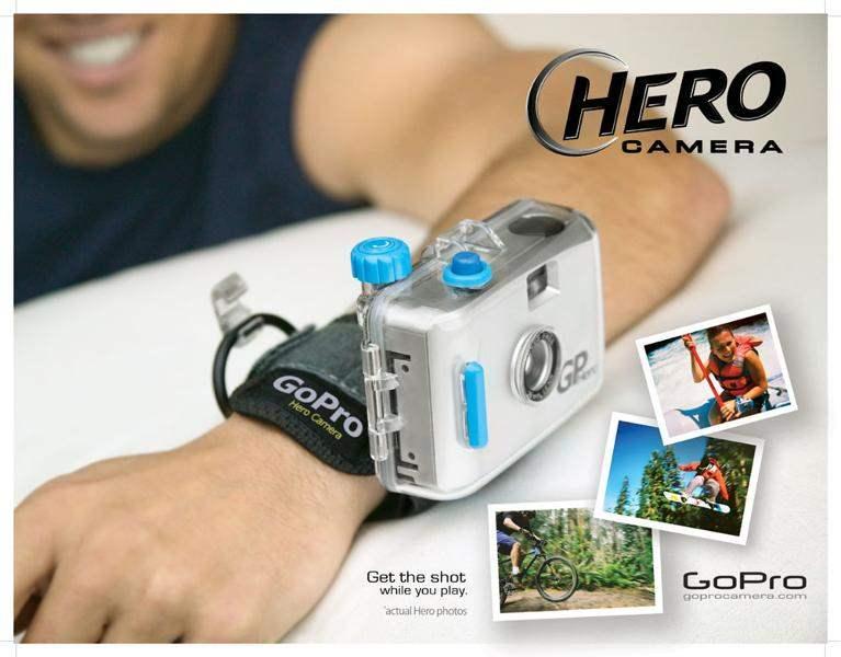 Apa Itu GoPro ? Kamera GoPro Paling Pertama - GoPro 35mm