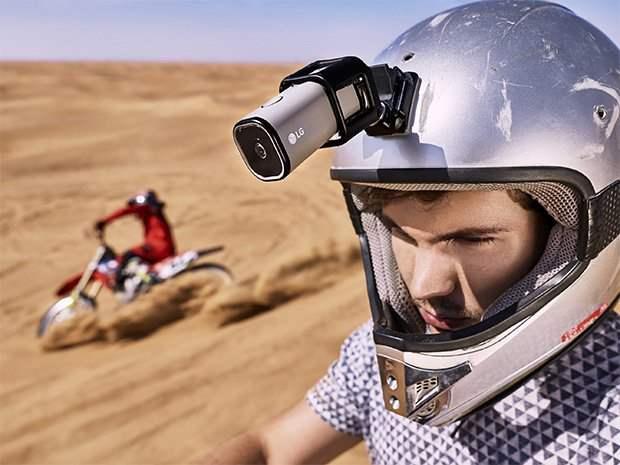 LG Action Camera LTE Harga , Spesifikasi dan tanggal rilis