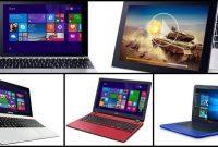 Laptop Harga 3 Jutaan Berkualitas Terbaik Termurah
