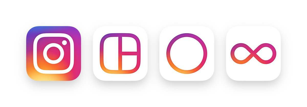 Logo Icon Baru Instagram