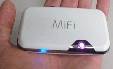 MiFI buatan Novatel