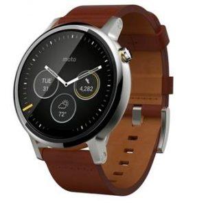 Motorola Moto 360 2nd Generation Smartwatch Murah Berkualitas Terbaik