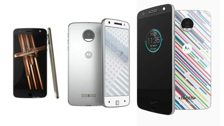 Bocoran Baru Motorola Moto Z 2016