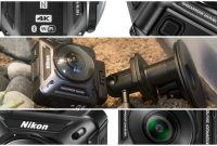 Nikon KeyMission 360 Action Camera Harga Jual Indonesia Spesifikasi