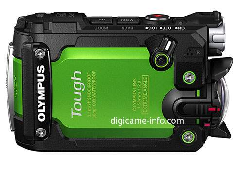 Olympus Stylus TG-Tracker Action Camera 4