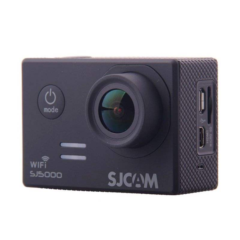 SJCAM SJ5000 Kamera Untuk Vlog