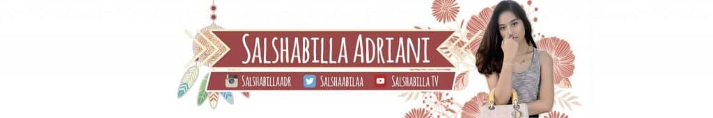 Salshabilla TV Youtuber Cantik Indonesia