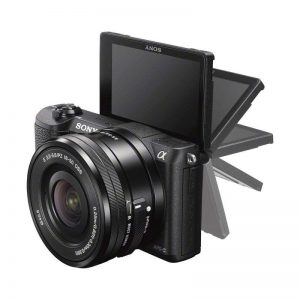 Sony a5100 Kamera Untuk Vlog
