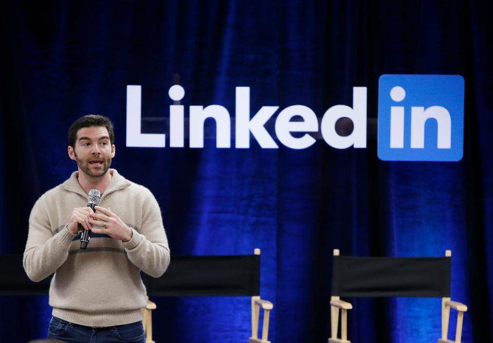 Username dan Password Linkedin Di Hack 2