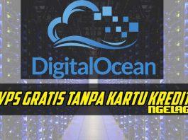 VPS Gratis Digital Ocean Tanpa Kartu Kredit 2016