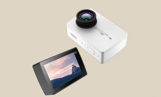 Xiaomi Yi 4K Action Camera 2 - Harga Spesifikasi Dan Tanggal Rilis Indonesia