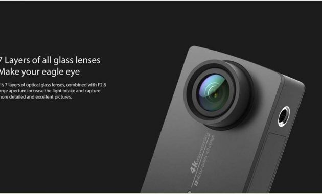 Harga Xiaomi Yi 4K Action Camera