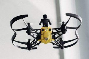 parrot mini airbrone cargo drone murah terbaik pcmag