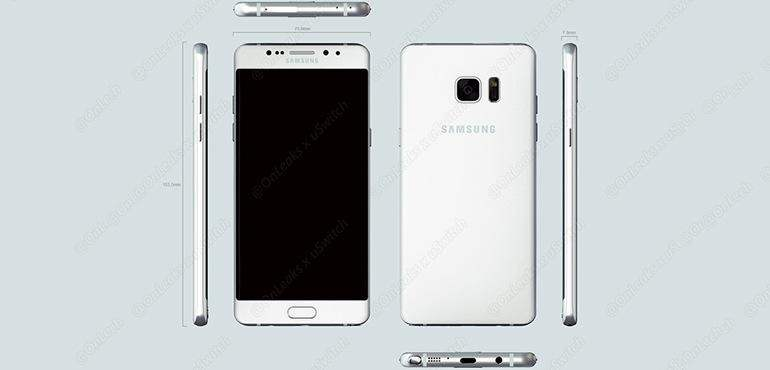 Bocoran Samsung Galaxy Note 6 7 Harga Spesifikasi Tanggal Rilis Indonesia 2016 2