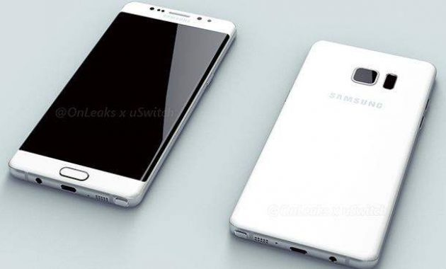 Bocoran Samsung Galaxy Note 6 7 Harga Spesifikasi Tanggal Rilis Indonesia 2016 4