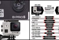 Brica B-PRO 5 Alpha Edition 2 4K Action Camera 2 AE2 harga , spesifikasi dan review