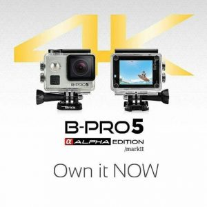 Brica B-PRO 5 Alpha Edition 2 4K Action Camera