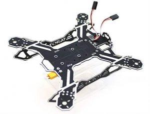 Cara Membuat Drone FPV Rangka Frame Tarot TL-200a