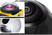 Harga Kamera 360 Derajat Spherical Camera Termurah Indonesia
