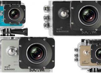Harga SJCAM SJ5000 , SJ5000 WiFi , SJ5000 + dan SJ5000X Elite Spesifikasi , Review