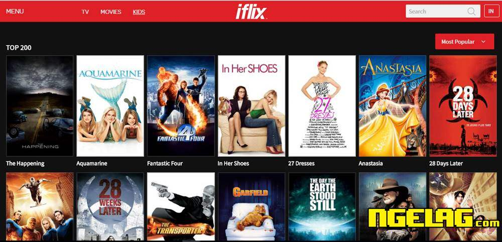 Iflix Film Movies